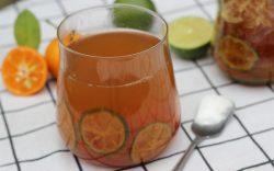Cách pha trà chanh mật ong thơm ngon, phòng bệnh hô hấp