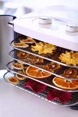 Tự làm trái cây sấy detox giảm cân tại nhà