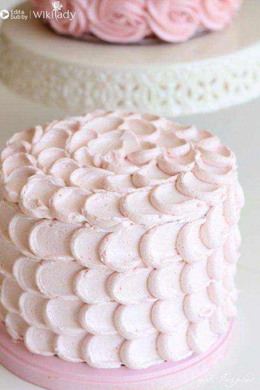 trang trí bánh kem 6