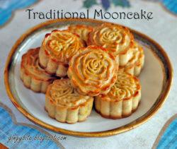 Cách làm bánh nướng trung thu truyền thống đơn giản nhất