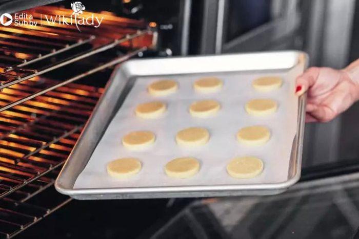 bánh quy bơ giòn bước 7