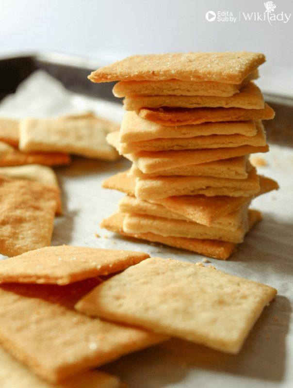 bánh quy bơ Keto 2