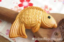 Tự làm bánh quy trung thu hình chú cá dễ thương (Mooncake Biscuit)