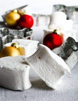 Hướng dẫn cách làm kẹo dẻo Marshmallows mềm mịn