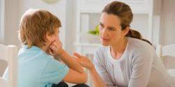 Bài học ứng xử khi trẻ giận dữ