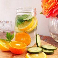 4 loại nước Detox giải nhiệt ngày hè