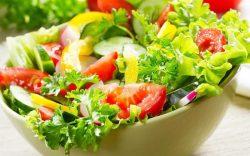 Món Salad cho những ngày ngán dầu mỡ