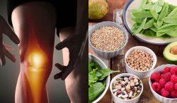 Những thực phẩm vừa có lợi cho sức khỏe vừa trị đau khớp