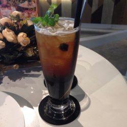 Công thức món đồ uống: trà thạch đen