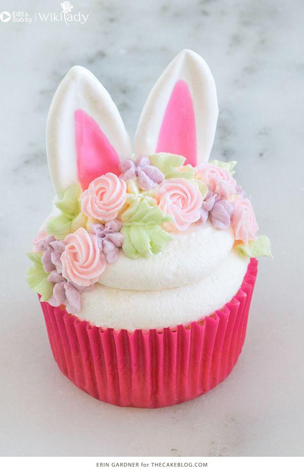 trang trí bánh con thỏ 4