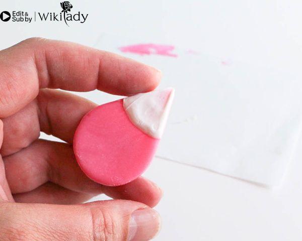 Cách trang trí bánh kem hồng hạc 16