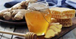 Hỗn hợp mật ong – chanh – gừng, kháng sinh tự nhiên cho trẻ nhỏ lúc giao mùa