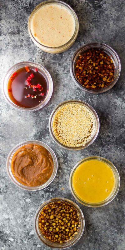7 công thức làm nước sốt cho các món xào ngon bất bại