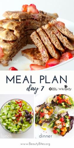 Chế độ 7 ngày Eat Clean: Kết thúc liệu trình 7 ngày (Ngày cuối)