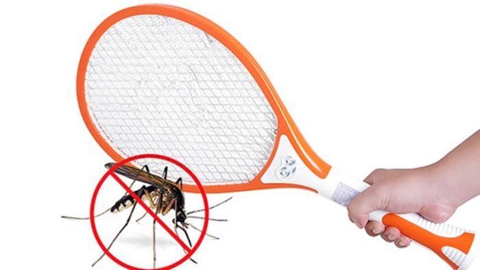 Các dòng vợt muỗi đang được ưa chuộng nhất hiện nay