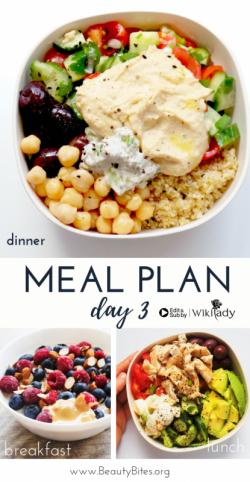Chế độ 7 ngày Eat Clean: Tăng tốc với thực đơn đầy dinh dưỡng (Ngày 3)