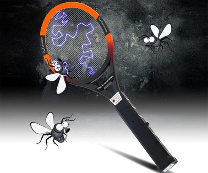 những lưu ý khi chọn mua vợt bắt muỗi