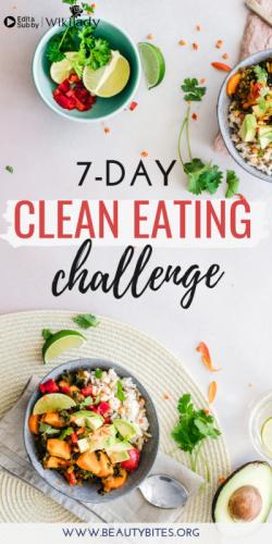"""Tổng hợp full thực đơn """"chế độ 7 ngày Eat Clean"""" tăng cơ giảm mỡ"""
