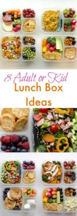 8 ý tưởng làm hộp ăn trưa mang đi làm nhanh, ngon, đủ chất