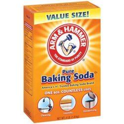 Baking soda và 10 mẹo vặt làm sạch cửa nhà