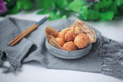 Học ngay cách làm món bánh vừng chiên giòn thơm ngon chiêu đã cả nhà ngày mát trời