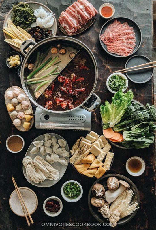 Hướng Dẫn Cach Chuẩn Bị Một Bữa Tiệc Lẩu Trung Quốc đung điệu Wikilady Blog