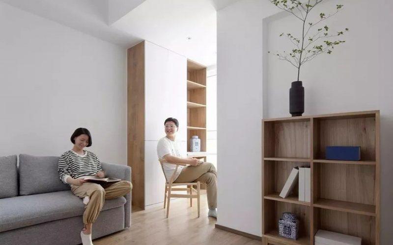 Bối dối với căn hộ đẹp như mơ của vợ chồng người trung quốc