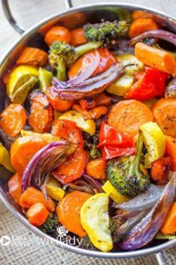 Món Eat Clean: Rực rỡ rau củ cầu vồng, đẹp mắt, dễ ăn!