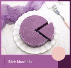 Hướng dẫn làm bánh khoai hấp – thơm ngon mà không cần lò nướng