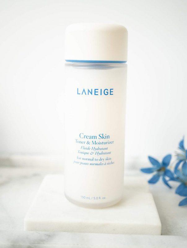 Kem dưỡng ẩm trắng da Laneige Cream Skin Toner & Moisturizer