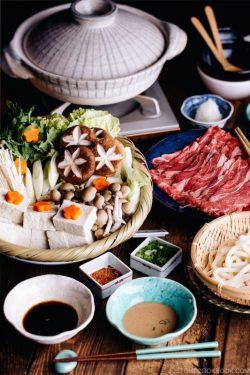 Cách nấu món lẩu Sabu Sabu độc đáo của Nhật Bản