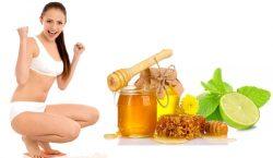 Giảm cân vừa nhanh vừa dễ nhờ uống nước mật ong mỗi ngày