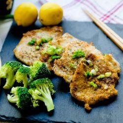 Món ngon Keto/Lowcarb: Hướng dẫn chế biến thịt sườn cốt lết áp chảo