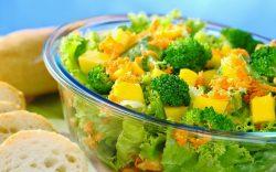 Thực đơn giảm cân trong vòng 1 tuần với súp lơ xanh