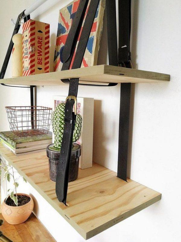 Tự làm kệ gỗ đơn giản tại nhà