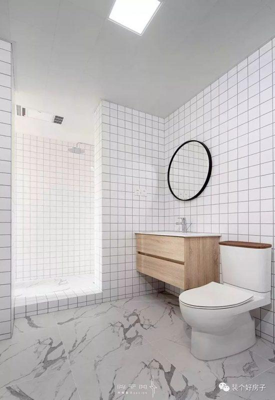 Phòng vệ sinh thú vị, tiện nghi