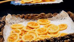 Cách làm vòng bánh hạnh nhân mới lạ