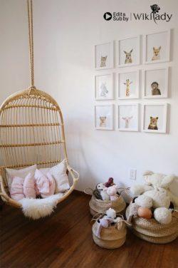 Cảm hứng xây dựng căn phòng ấm cúng, đáng yêu cho trẻ nhỏ