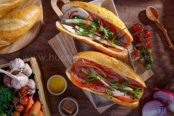 Cách làm bánh mì Việt Nam thơm ngon tại nhà