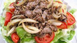 Tổng hợp 10 món xào từ thịt bò chiêu đãi gia đình