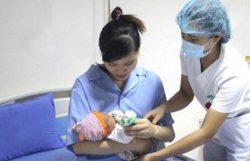 Từ 1/7/2020, mức trợ cấp thai sản cho các cặp vợ chồng tiếp tục tăng
