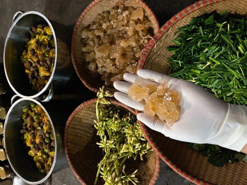 Nấu siro ho tại nhà