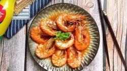 Tôm chiên sốt chua ngọt Thái – siêu tốn cơm cho bữa tối