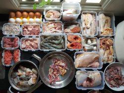 Mẹo trữ đông thực phẩm hạn chế phát sinh độc tố siêu hay