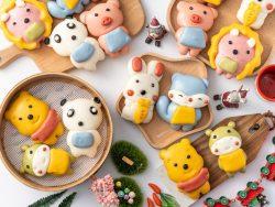Hướng dẫn làm bột bánh tạo hình ngộ nghĩnh đáng yêu cho trẻ từ rau củ quả