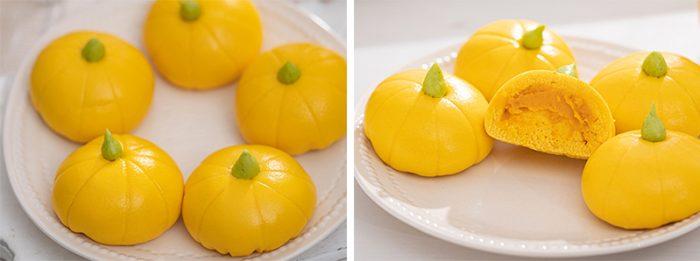 bánh tạo hình ngộ nghĩnh đáng yêu cho trẻ từ rau củ quả