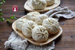Biến tấu lạ với bánh bao ngũ cốc nhân thịt đậu đũa